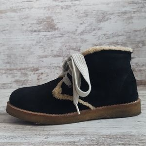 🔵Jeffrey Campbell Free People Suede Boots